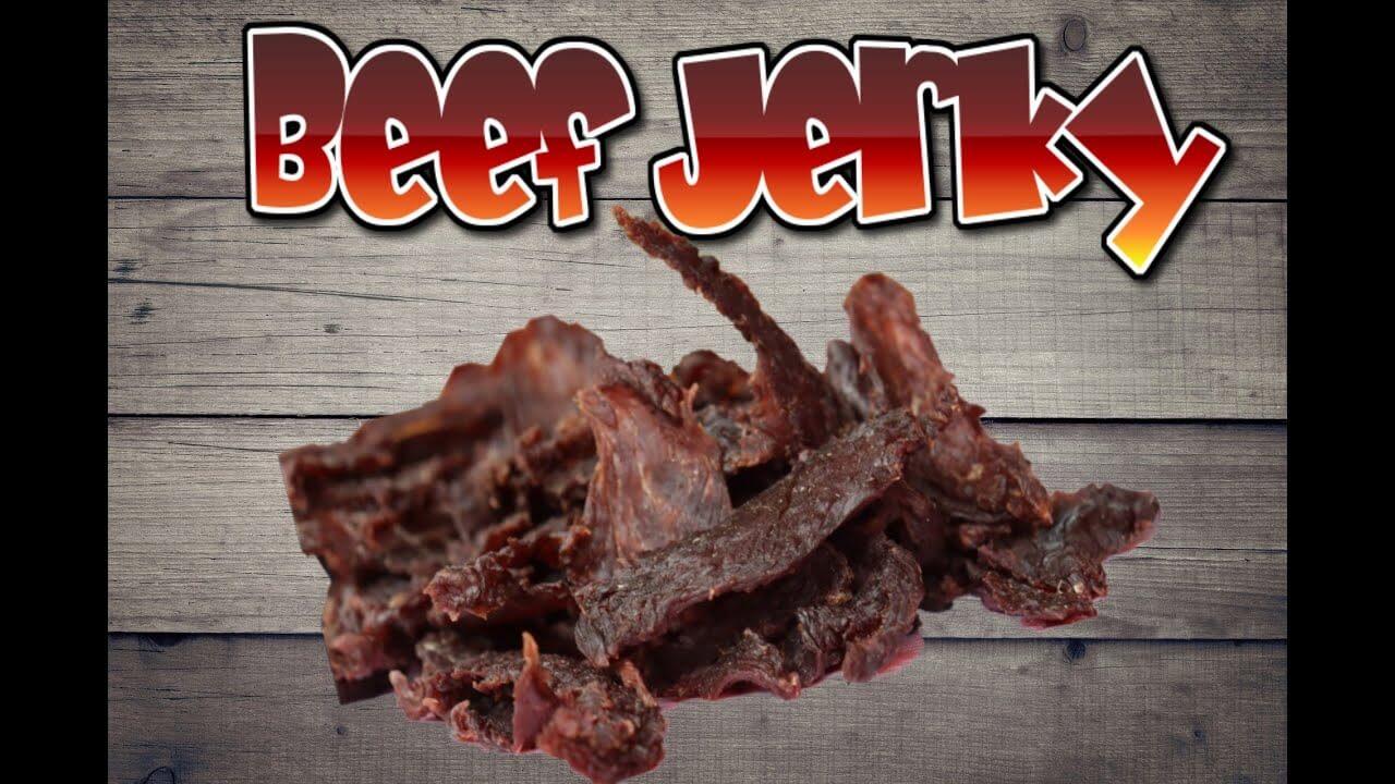 beef jerky, trockenfleisch, dörrfleisch, selber machen, Rezept