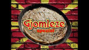 Gjomleze, Rezept, Mazedonisches Gjomleze, ohrid gjomleze, recept