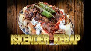Iskender Kebap, Döner Kebap, selber machen, Rezept, recipe, original, türkisch, turkish