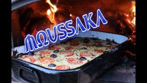 Moussaka, Rezept, original, Originalrezept, griechische Moussaka