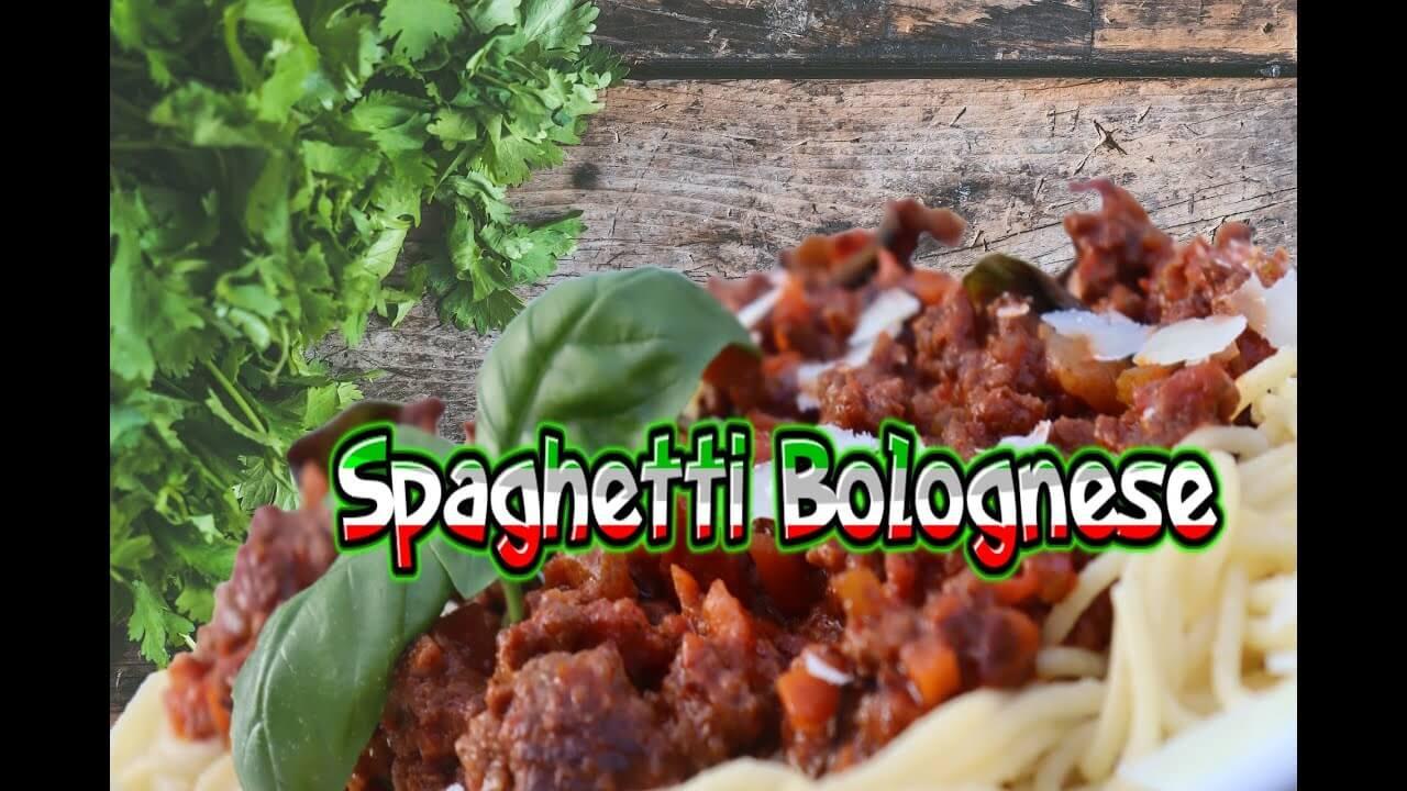 Spaghetti Bolognese, Bolognesesoße, Bolognese, Spaghetti, Rezept
