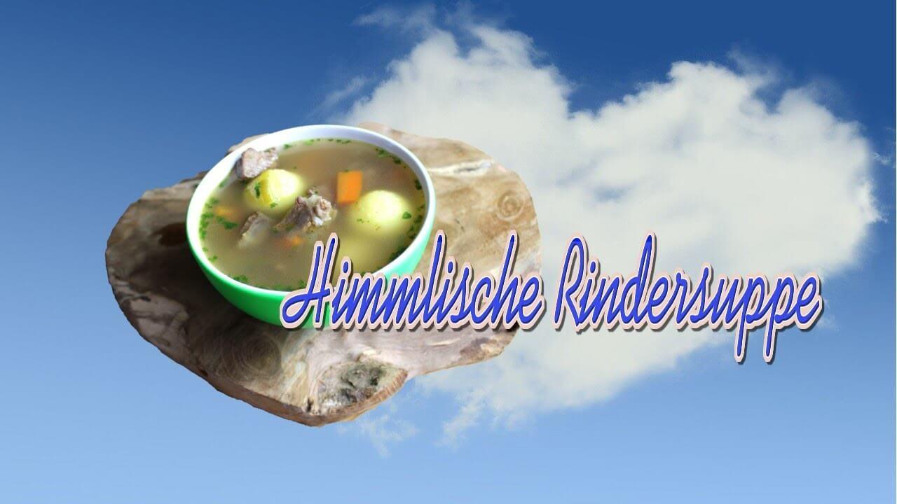 Rindersuppe mit Beinscheibe und Gemüse, Rindersuppe kochen, gesunde Rindersuppe, Rindssuppe, Rinderbeinscheibe, Rezept, kochen, gesund, Gemüse, Erkältung