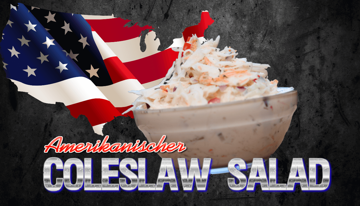 american coleslaw, Coleslaw Rezept original, Krautsalat, American coleslaw salad, KFC, Salat, Kentucky, Kraut, Weisskohl, recipe, Rezept, Originalrezept