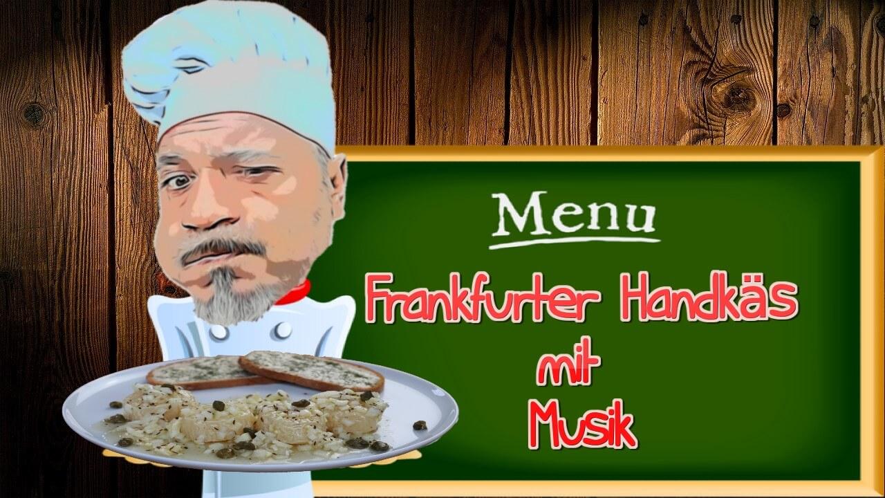 Frankfurter Handkäs mit Musik Originalrezept, Handkäs, Zwiebeln, Marinade, Handkäse, original, Originalrezept, hessische Küche, hessisches Rezept