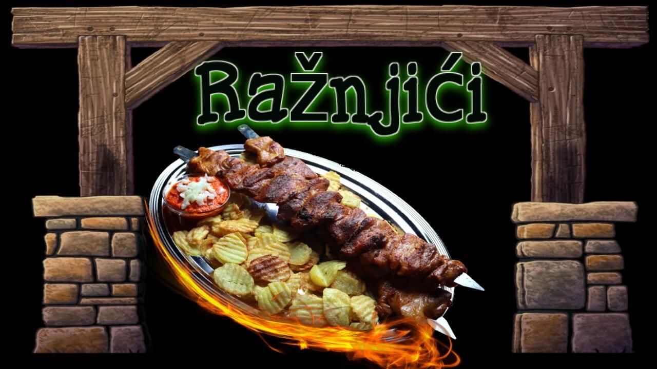 raznjici, raznjici rezept, raznjici recept, raznjice, rasnici, original, originalrezept, grill, grillen, balkanrezept, balkangrill