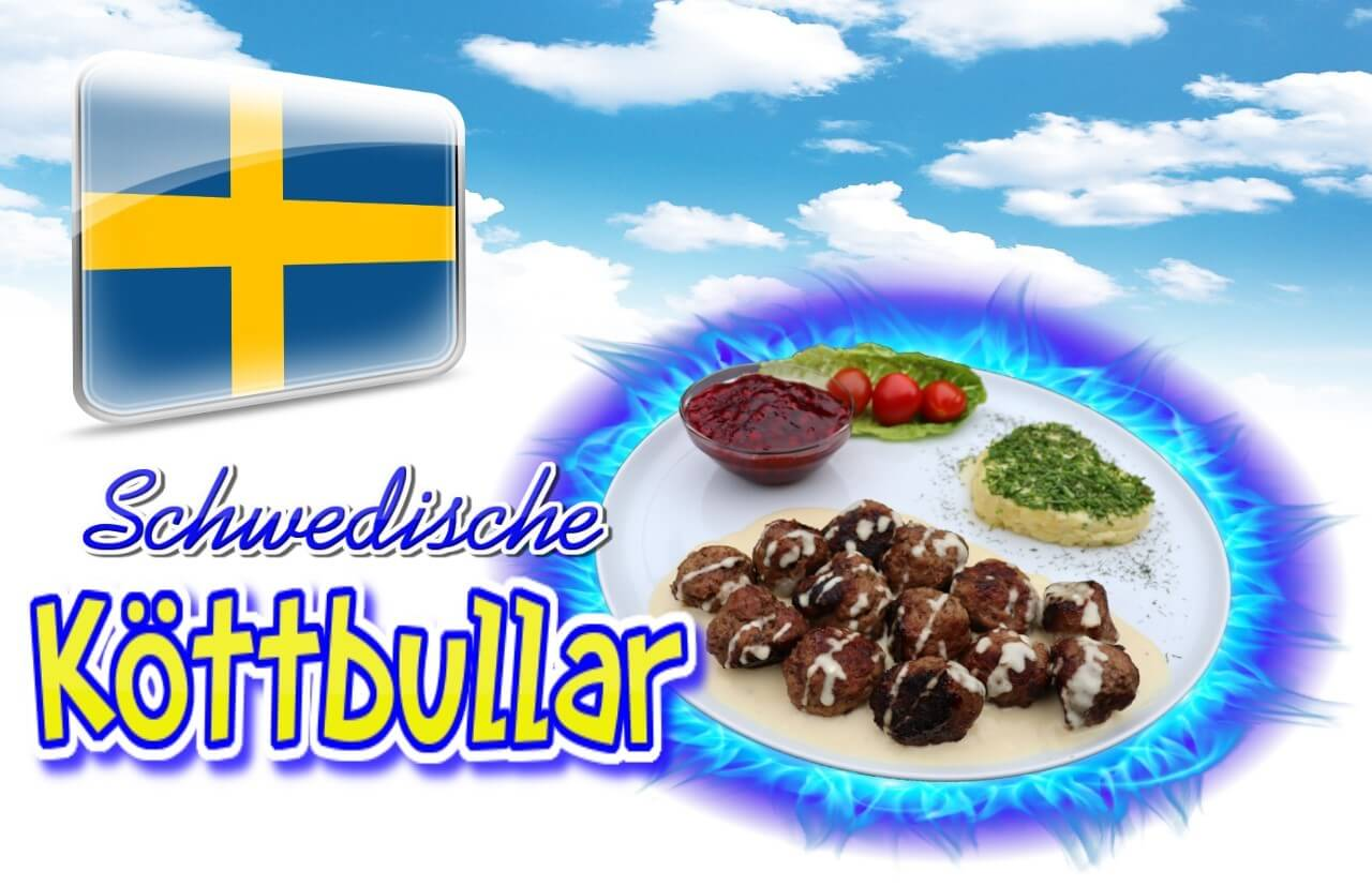 Köttbullar, Rezept, IKEA, Köttbullar Rezept, Köttbullar IKEA, Köttbullar Soße, IKEA Köttbullar Rezept, schwedische Köttbullar, Fleischbällchen, Hackbällchen, Schweden, Rezepte