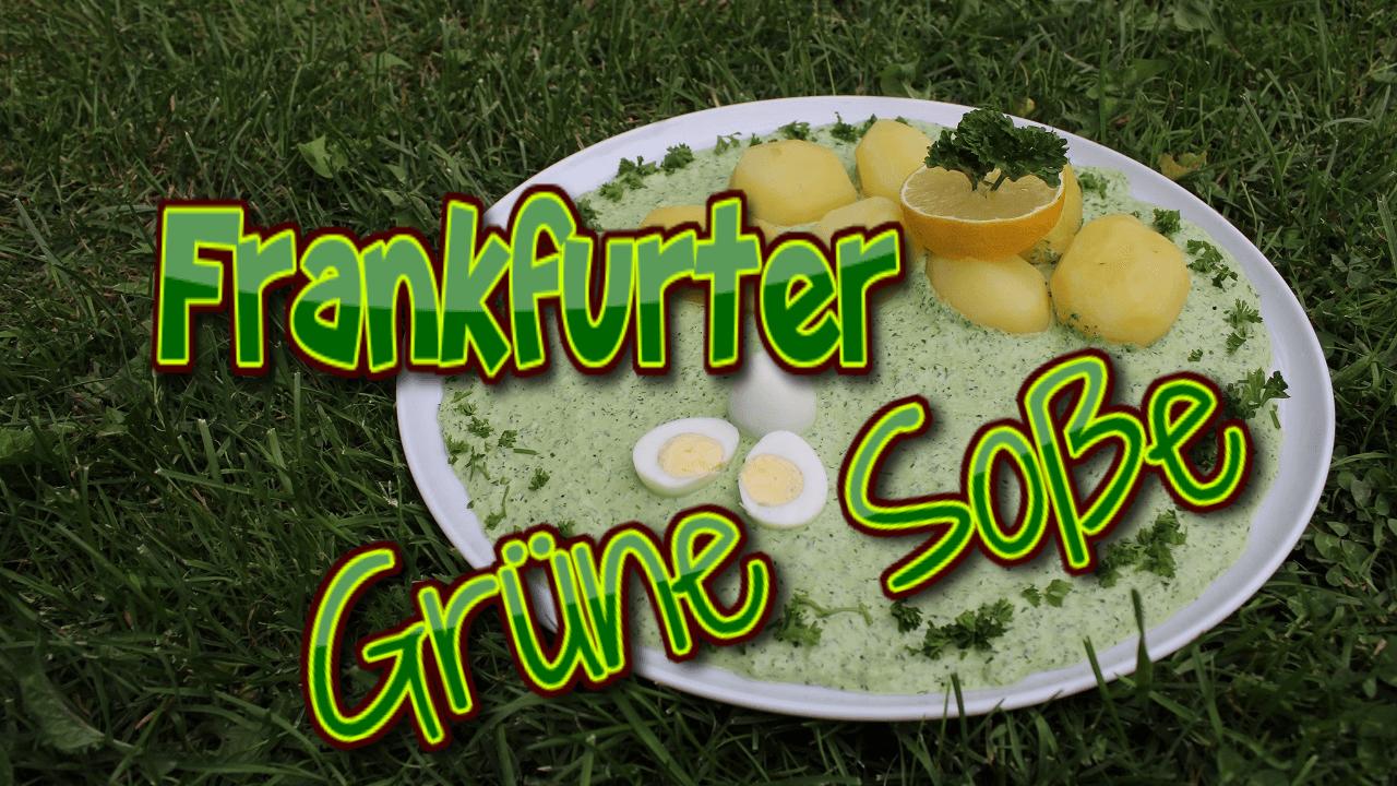 Frankfurter Grüne Soße, Kräutersoße, Grie Soß, Rezept, Frankfurter Grüne Soße Rezept, Frankfurter Grüne Soße welche Kräuter, 7 Kräuter
