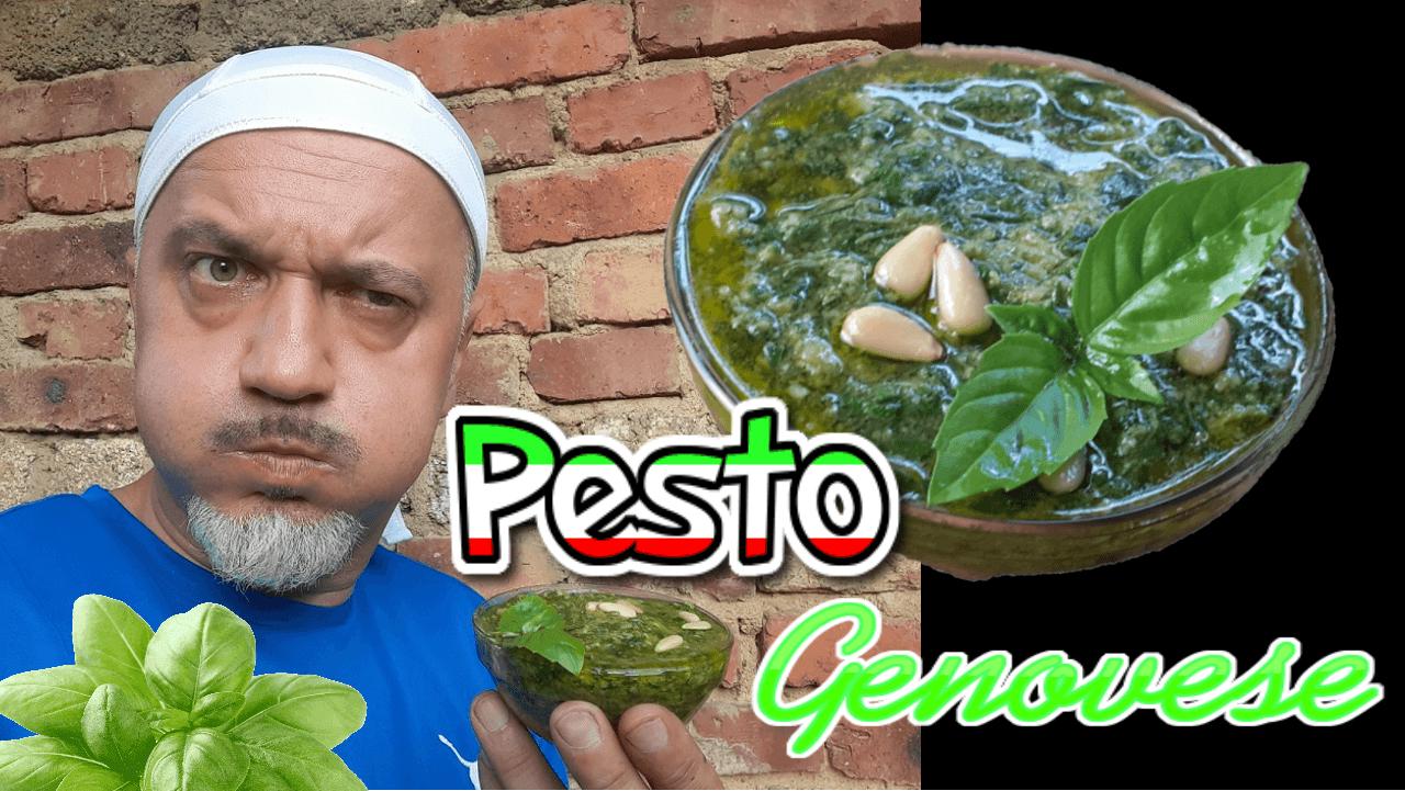 Pesto, Pesto Genovese, Rezept, original, Originalrezept, Pesto selber machen, italienisches Pesto